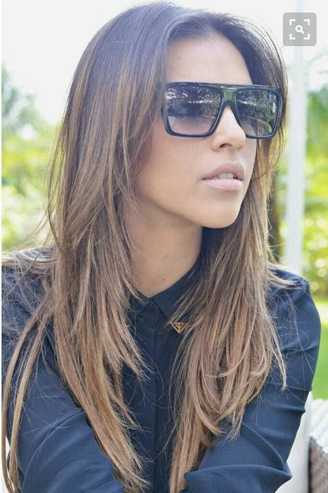 The Best 32 Cute Hairstyles For Long Straight Hair 2018 – 2019 Pictures