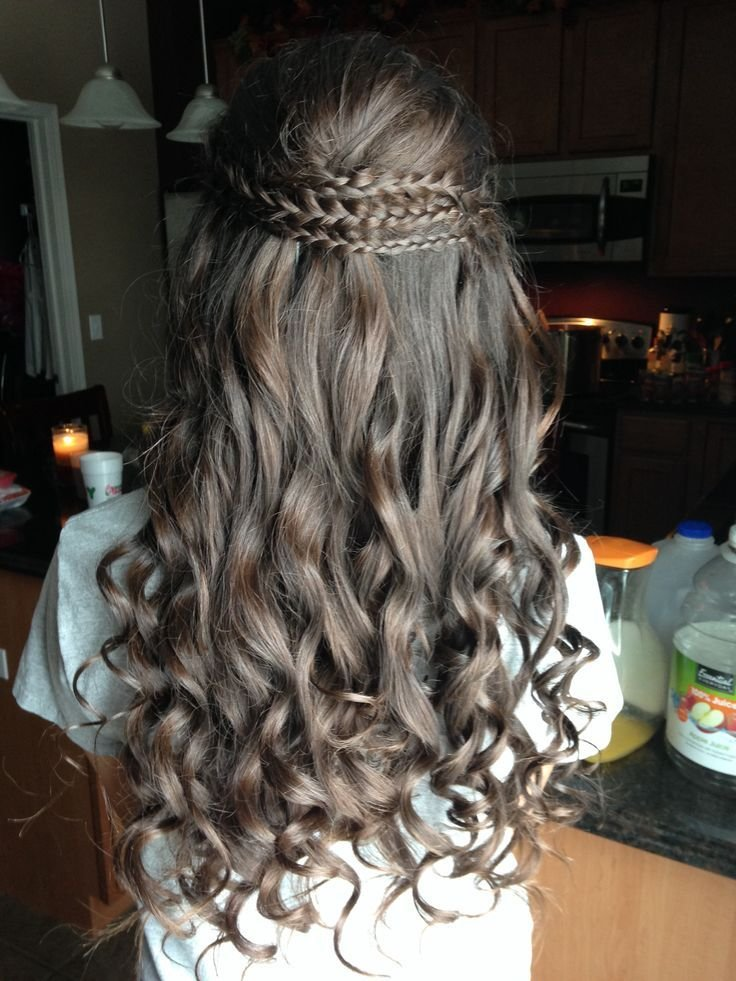 The Best Cute Hairstyles For A School Dance Hair Pictures
