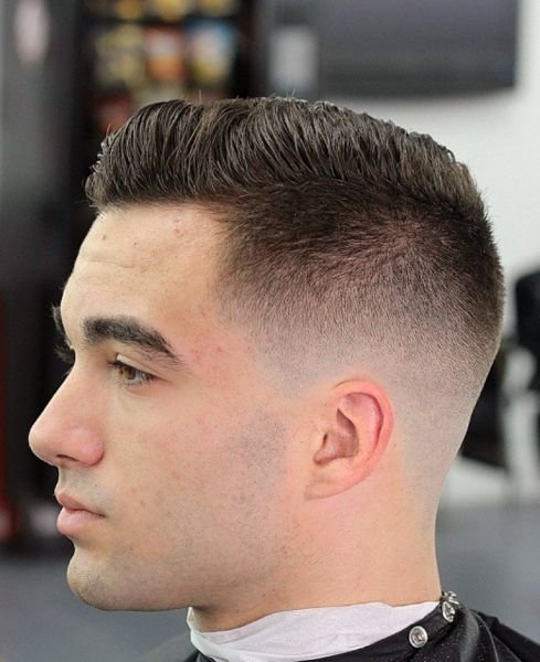 The Best Skin Fade Such A Nice Blend Hair Styles In 2019 Hair Pictures