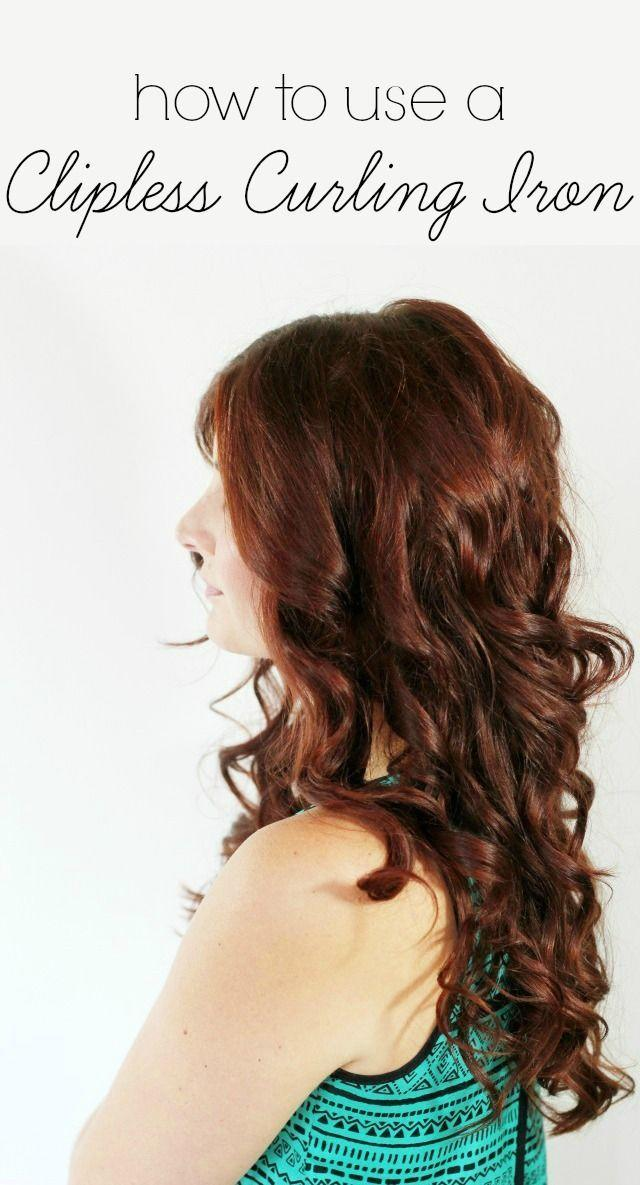 The Best Best 25 Curling Iron Tips Ideas On Pinterest Perfect Pictures