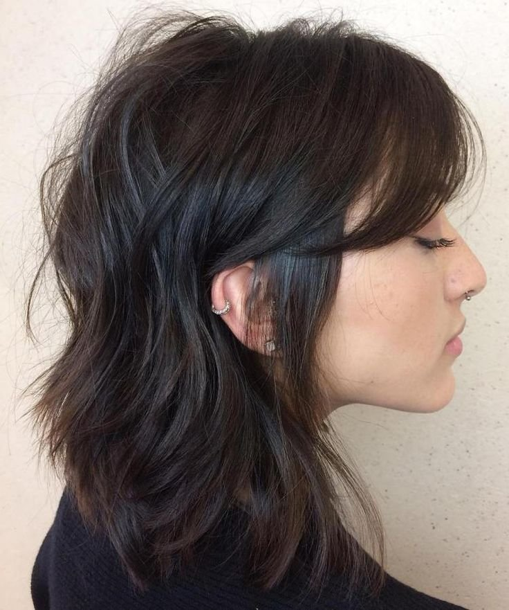 The Best Best 25 Textured Bangs Ideas On Pinterest Bangs Updo V Pictures