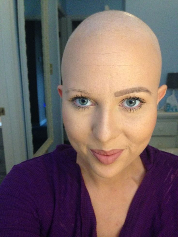 The Best Hair Is Overrated My Cancer Chic Blog Posts Tweezing Pictures