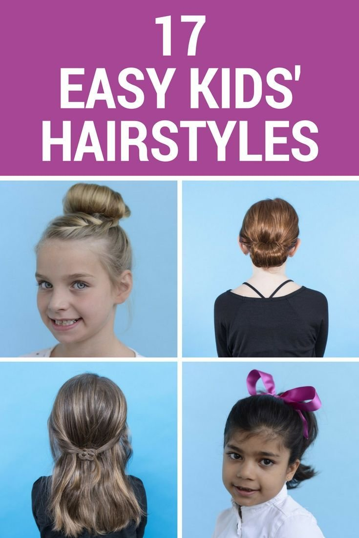 The Best Top 25 Best Easy Kid Hairstyles Ideas On Pinterest Kid Pictures