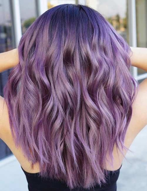 The Best Best 25 Ombre Purple Hair Ideas On Pinterest Purple Ombre Purple Balayage And Ombre Hair Color Pictures