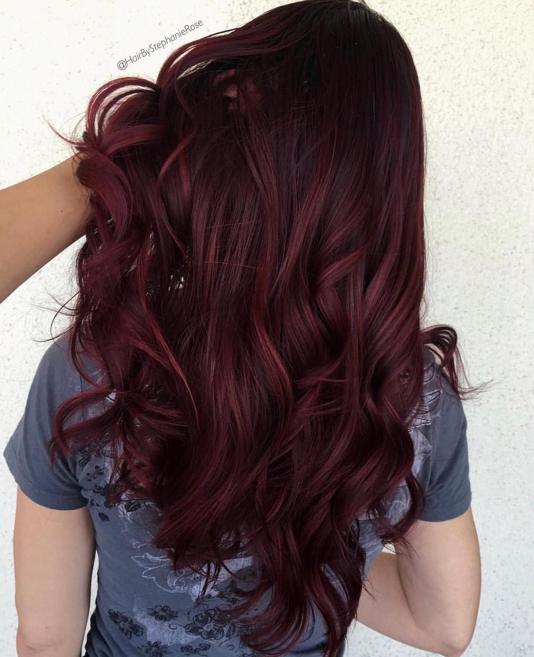 The Best Pin By Feshfen On Glam Red Hair In 2019 Dyed Hair Pictures
