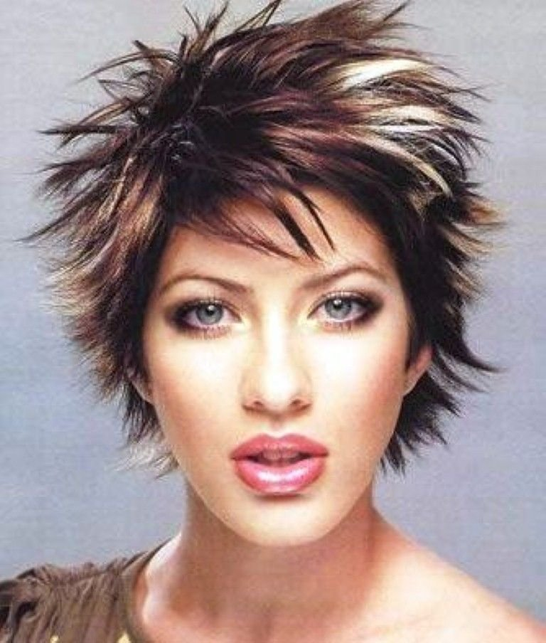 The Best Womens Spunky Short Hair Styles Google Search Hair Pictures