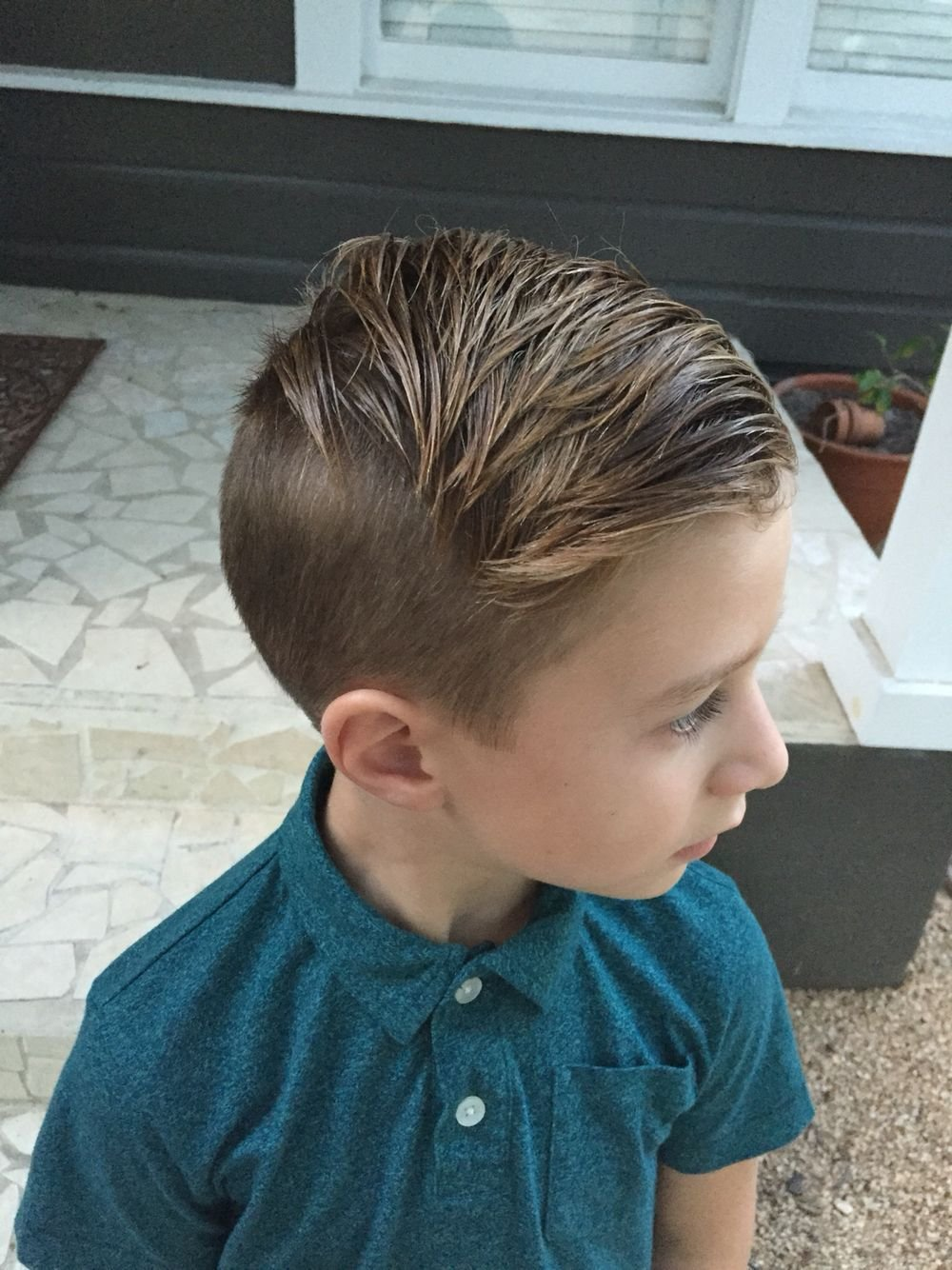 The Best Boy Hair Lake S Undercut 7 Years Old Has Never Been More Pictures