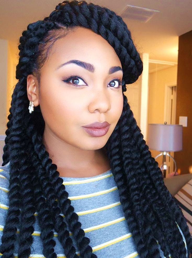 The Best 18 Fabulous Crochet Braids Hairstyles Crochet Braid Pictures