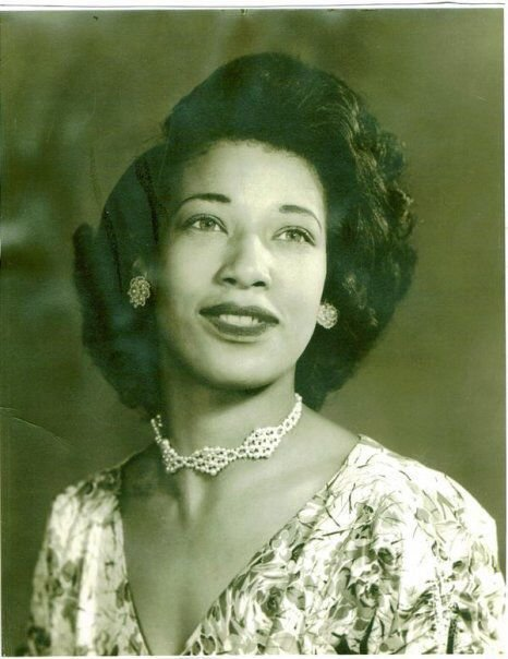 The Best 1950S Beautiful Woman African American Hair American Pictures