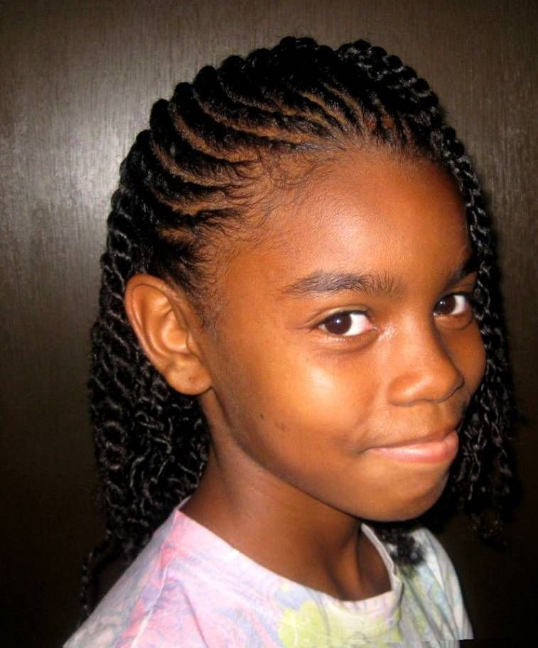 The Best 12 Year Old Black Girl Hairstyles Hairstyle In 2019 Pictures