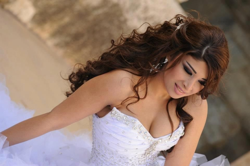 The Best Lebanese Brides Hair Beauty Wedding Wedding Pictures