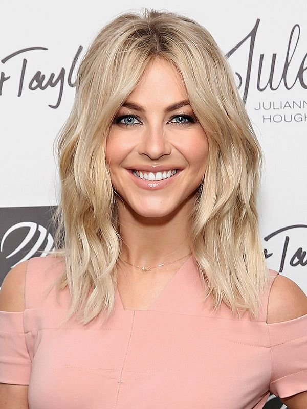 The Best Julianne Hough Just Swapped Her Lob For Wavy Extensions Pictures