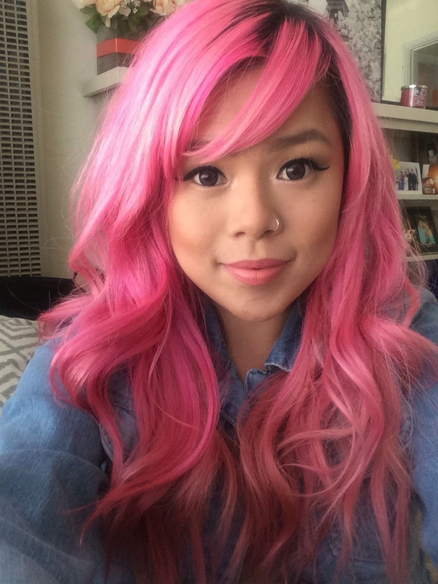 The Best Manic Panic Hot Hot Pink Trinnie Pie Pinterest Manic Pictures