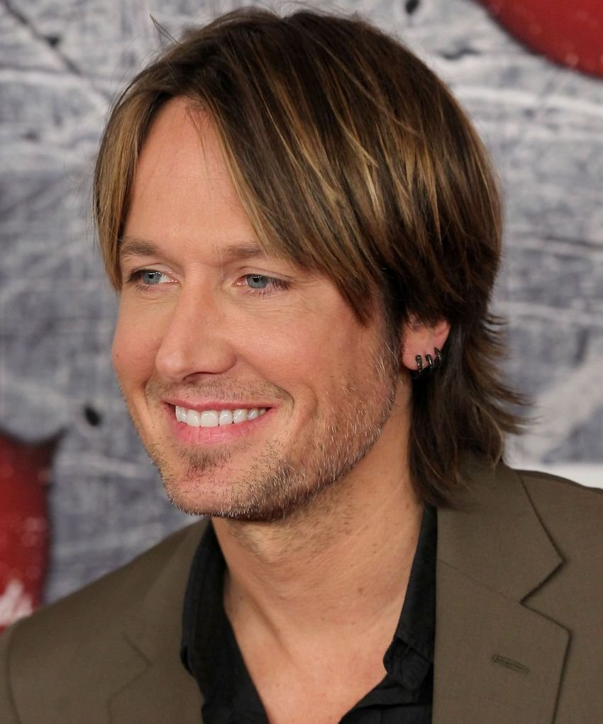 The Best Keith Urban With A Sh*G Haircut Hairstyles Haircuts Pictures