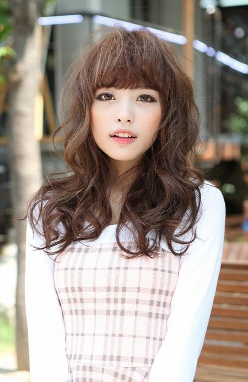 The Best Cute Japanese Hairstyle With Bangs In 2019 Hair Style Pictures