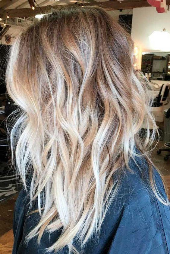 The Best 55 Blonde Balayage Hair Styles Looks To Envy Hair Pictures