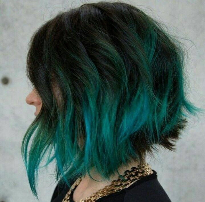 The Best Must Have Teal Hair If You Want To See More Follow Me Pictures
