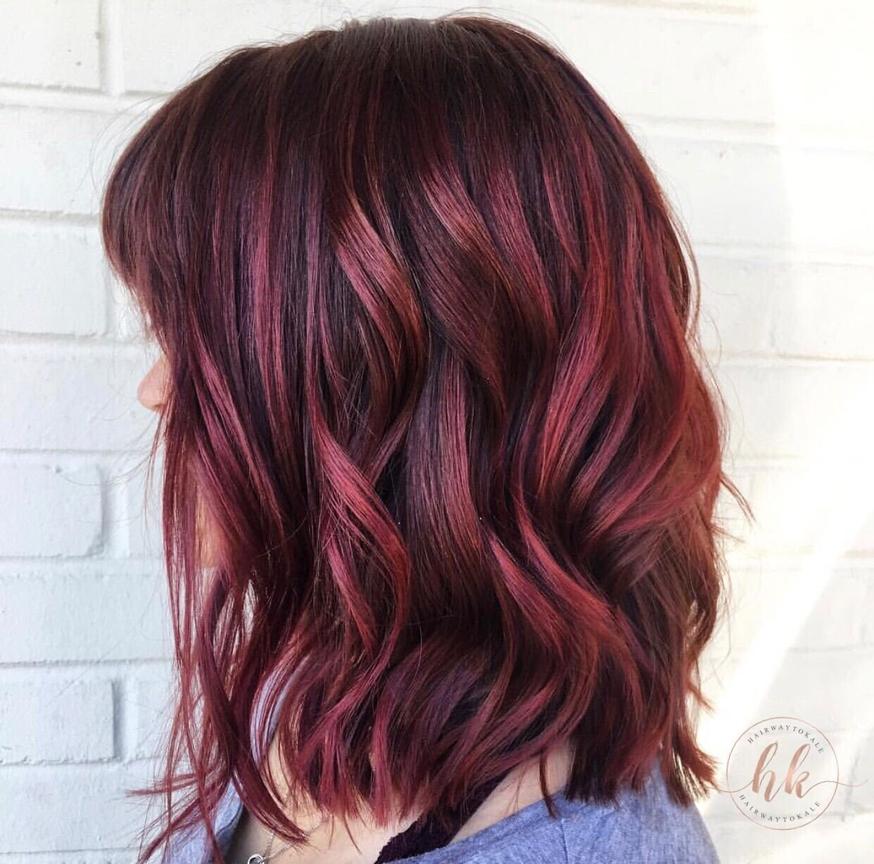 The Best Mulled Wine Hair Hair Portfolio In 2019 Hair Wine Pictures