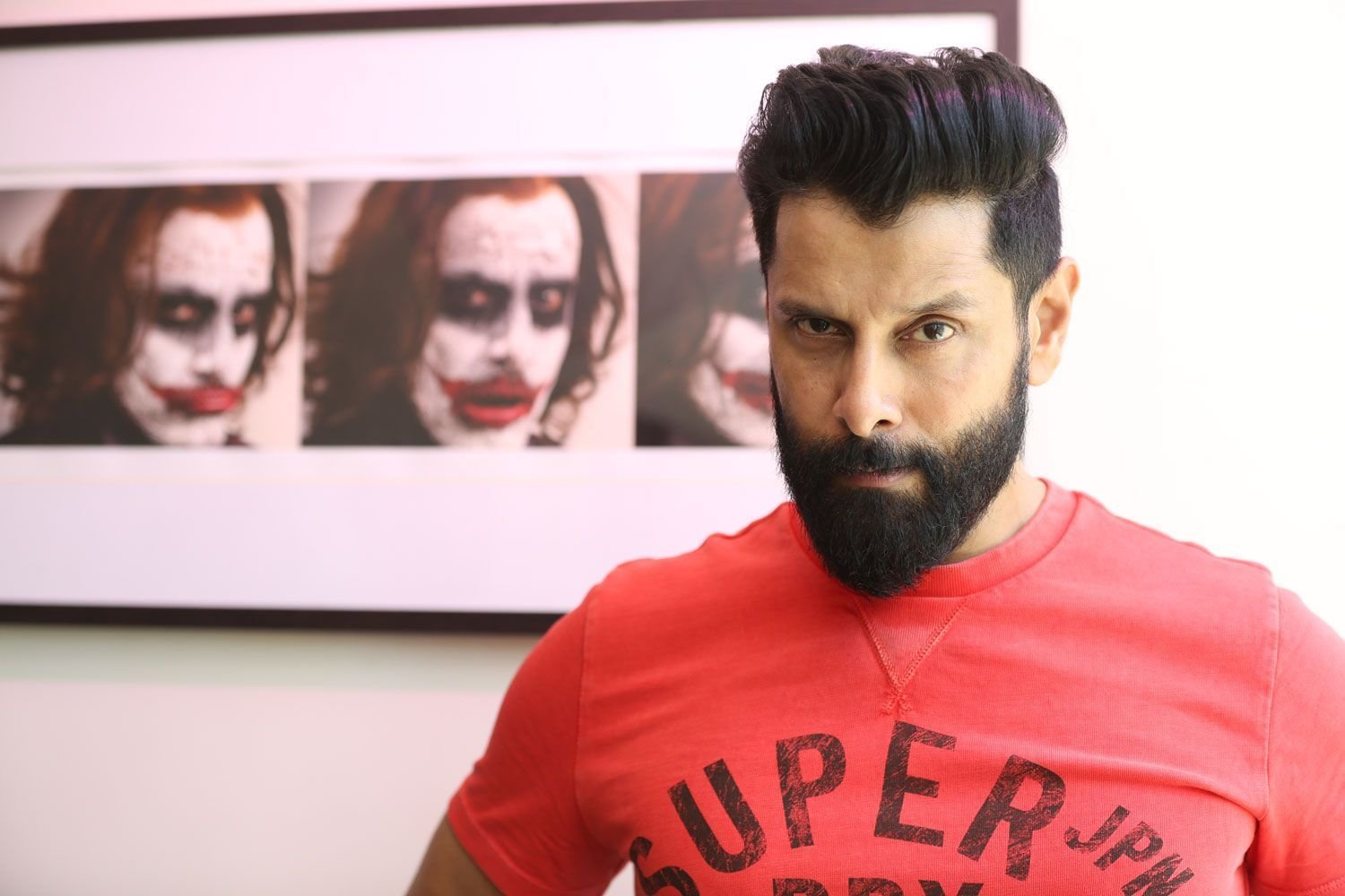The Best Pin By Cinecluster On Chiyaan Vikram Latest Photo Shoot Pictures