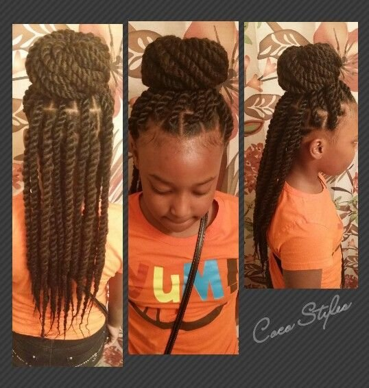 The Best Kid S Marley Twists Maybe One Day So Cute And Will Last Pictures