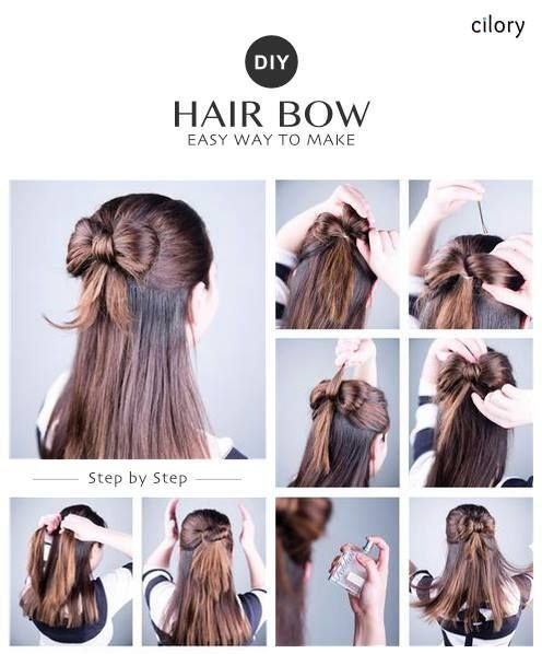 The Best Diy Easy Hairstyles Easy Hairstyles For Medium Hair Pictures