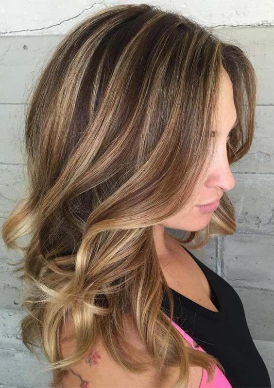 The Best Nowadays Light Brown Is A Best Replacement Of Blonde Hair Colors Check Out The Elegance Of Pictures