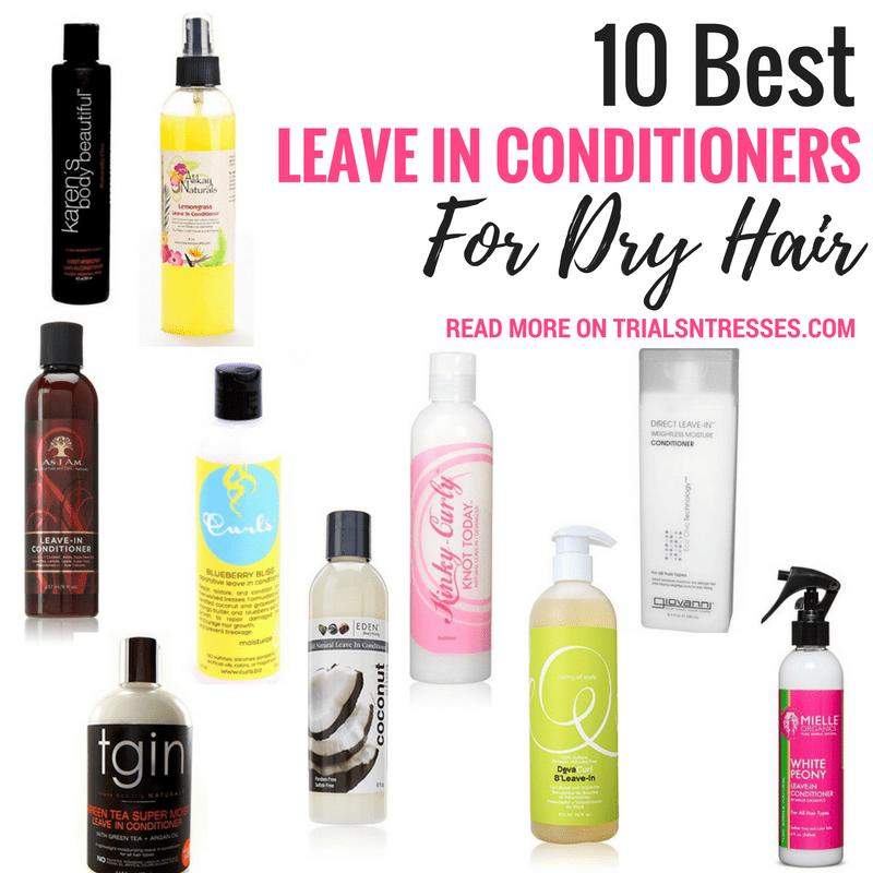 The Best 10 Best Leave In Conditioners For Dry Hair Hair Pictures