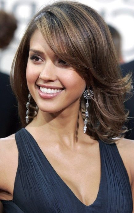 The Best Pretty Hairdos For Thick Hair Medium Length Talk Pictures