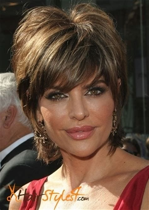 The Best Image Result For Lisa Rinna Short Hairstyles Back View Pictures