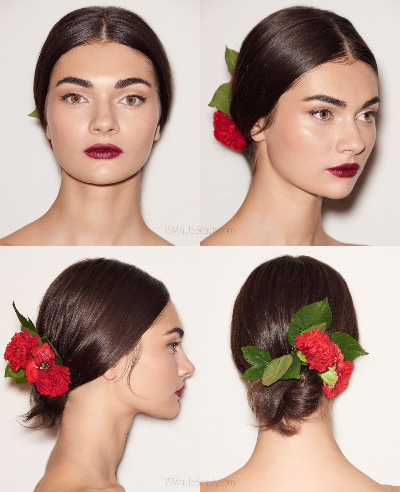 The Best Get The Look Spring Summer Beauty 2015 Hair Spanish Hairstyles Mexican Hairstyles Pictures