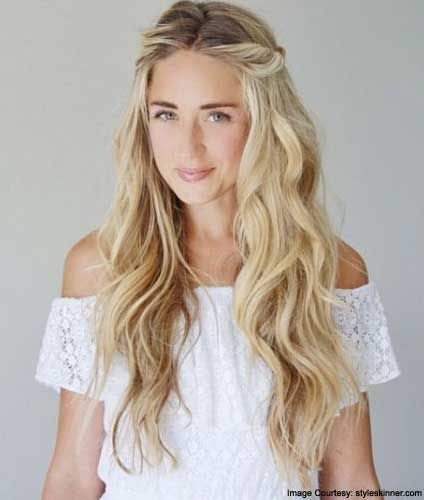 The Best Soft Curls Hairstyle Hair Styles Hair Care In 2019 Pictures