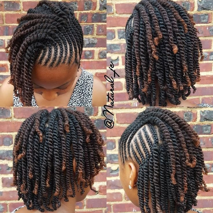 The Best Two Strand Twist Natural Hair Protective Style Natural Hair In 2019 Hair Styles Natural Pictures