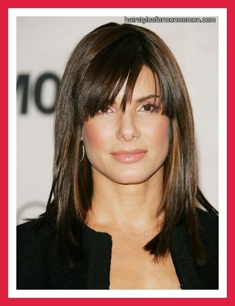 The Best Hairstyles For 40 Year Olds Hairstyles With Bangs For 40 Pictures