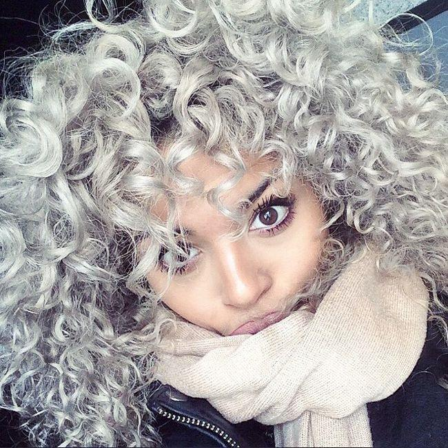 The Best 6 Hottest Hair Colors Of 2015 Hair Stories Hair Curly Pictures
