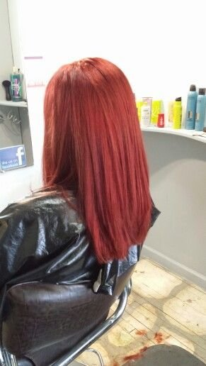 The Best Goldwell 7Ko 7Rr The Way I Color My World My Work Pictures