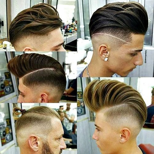 The Best 25 Barbershop Haircuts Best Hairstyles For Men Hair Pictures