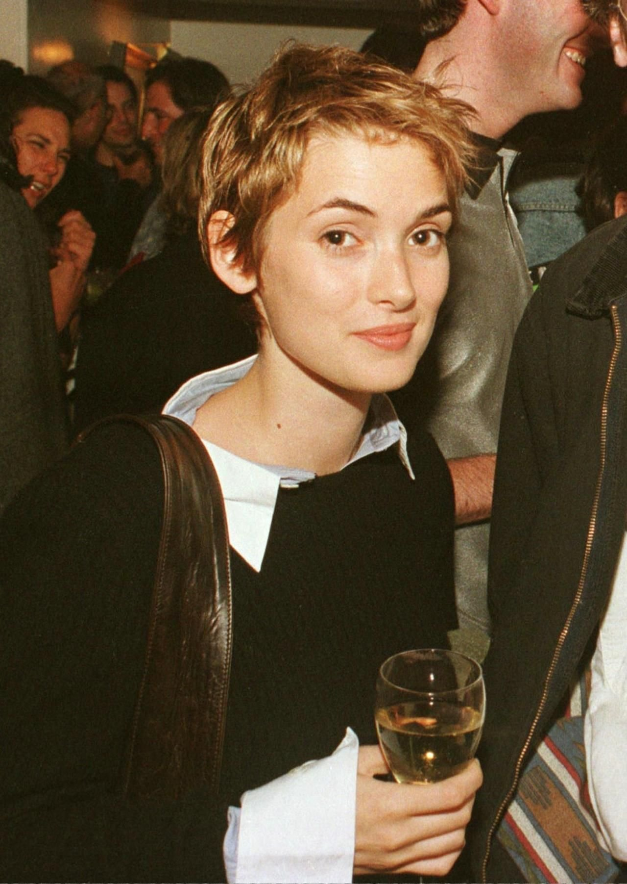 The Best Short Hair Winona Ryder Hair Short Hair Styles Pictures