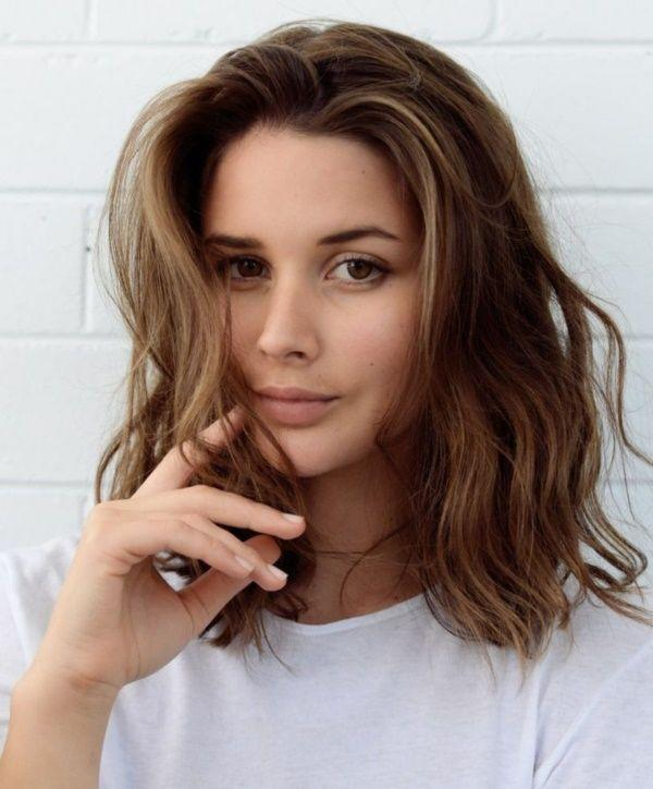 The Best 50 Women Medium Length Hair Cut And Color Inspiration Pictures