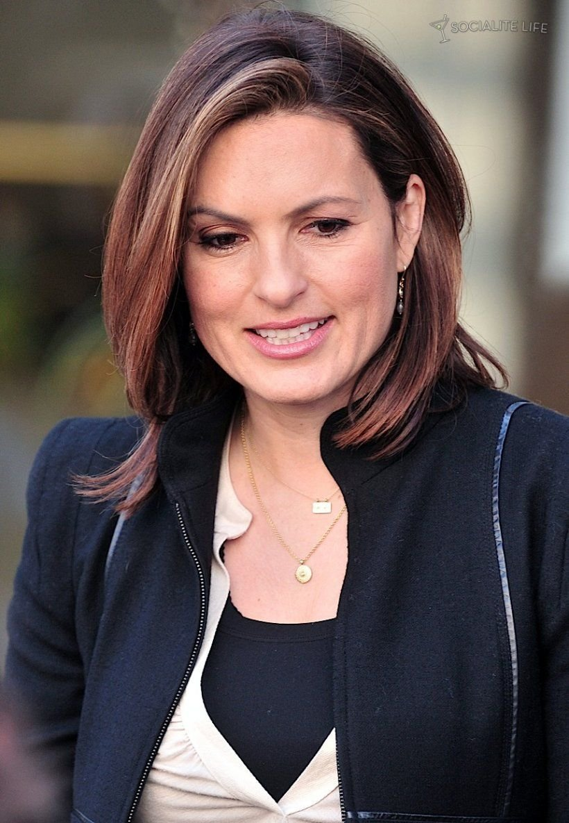 The Best Detective Olivia Benson Mariska Hargitay Maybe Hair Pictures