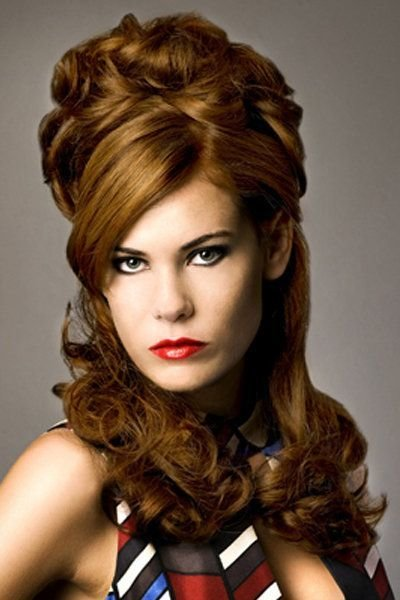 The Best 60S Hairstyles For Women With Long Hair Retro Hairstyles Pictures