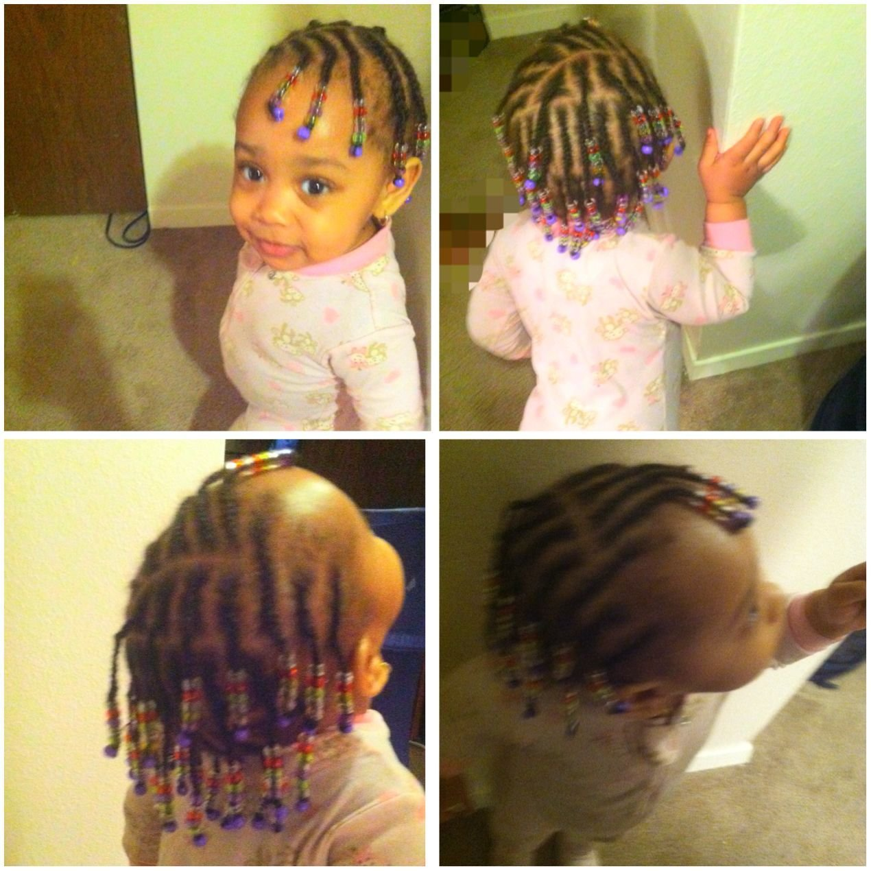 The Best Braids With Beads Babies Kids Hairstyle Natural Hair Pictures