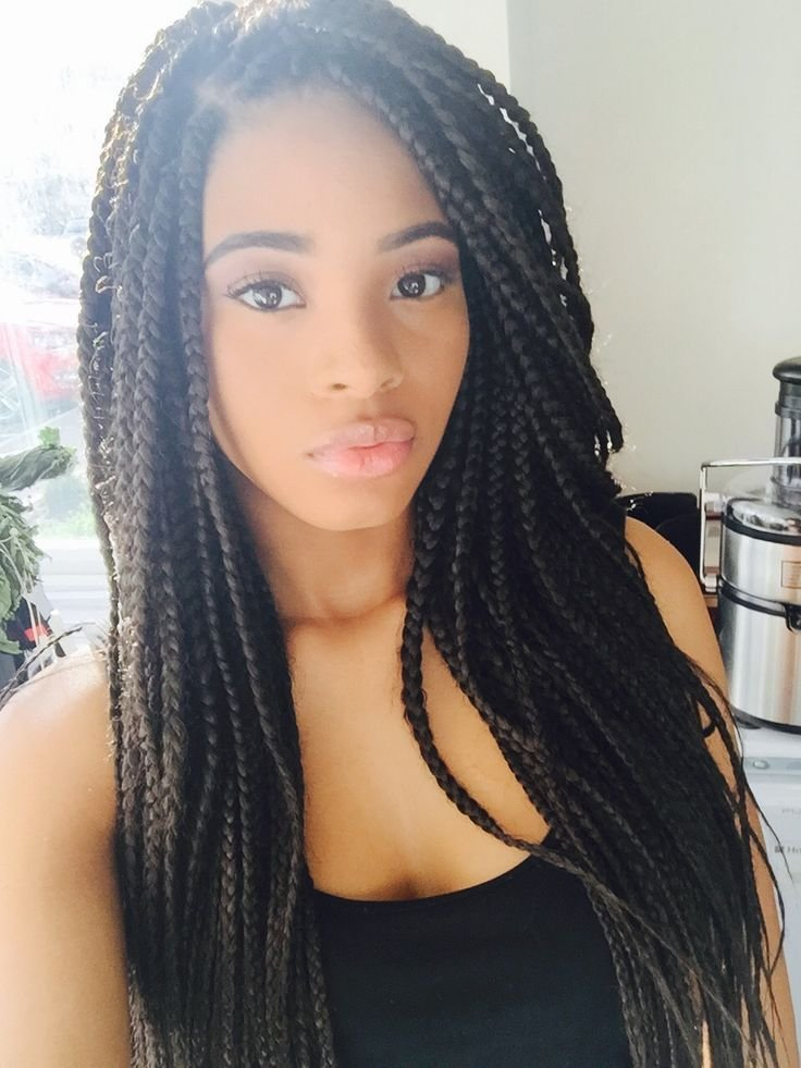 The Best 75 Super Hot Black Braided Hairstyles To Wear Hair Pictures