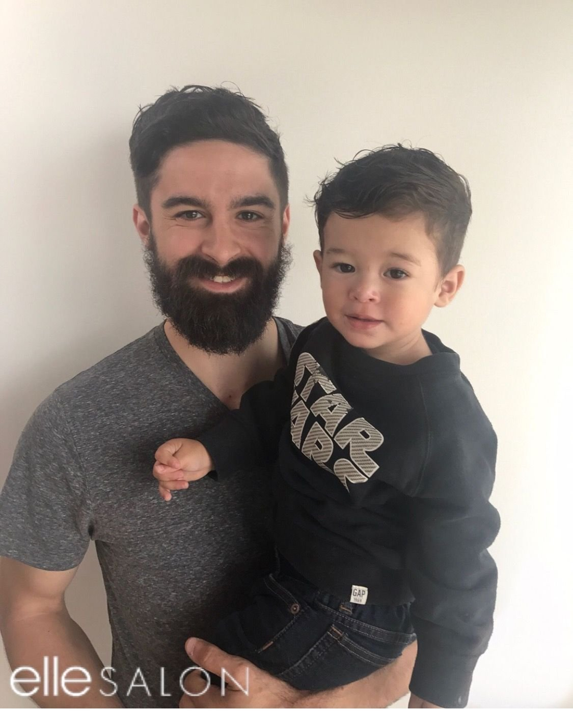 The Best Like Father Like Son Haircuts By Nicolette Ellesalon Pictures