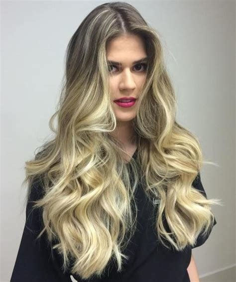 The Best 40 Cute Long Blonde Hairstyles For 2019 Pictures