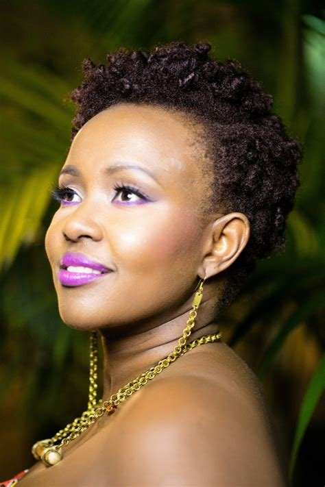 The Best Pics Nairobi Salon Gives Natural Hair Makeovers To 30 Pictures