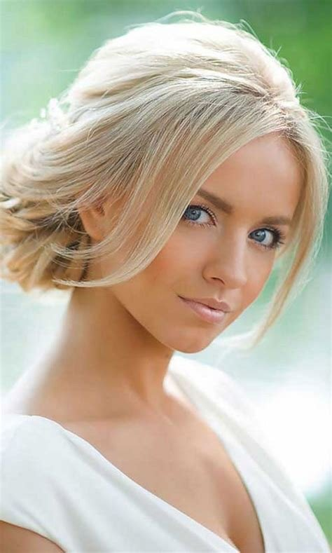 The Best Wedding Bridesmaid Hairstyles For Short Hair – Oosile Pictures