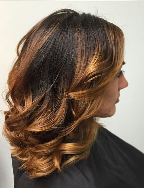 The Best 70 Brightest Medium Length Layered Haircuts And Hairstyles Pictures