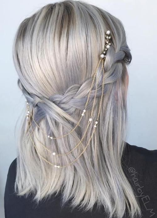 The Best 35 Fetching Hairstyles For Straight Hair Pictures