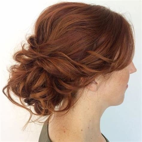 The Best 60 Easy Updo Hairstyles For Medium Length Hair In 2018 Pictures