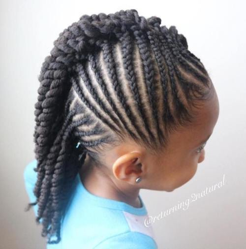 The Best Braids For Kids – 40 Splendid Braid Styles For Girls Pictures